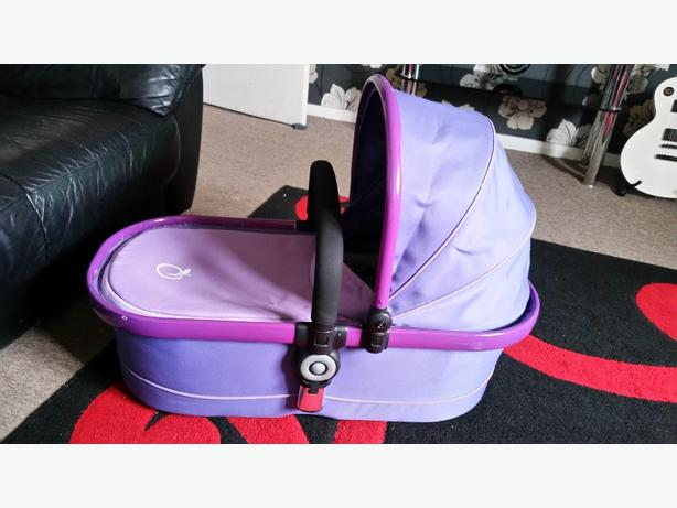 ICANDY P2 CARRYCOT VINYLED