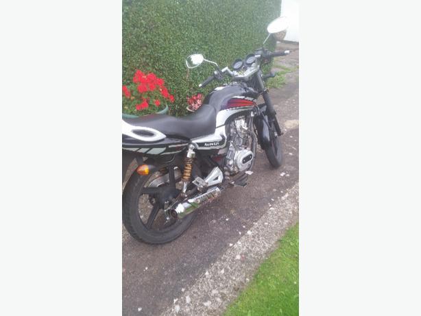 lexmotor roadbike vgc