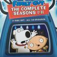 family guy seasons 1-11