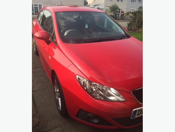seat ibiza sport 1.4 2009 1 lady owner