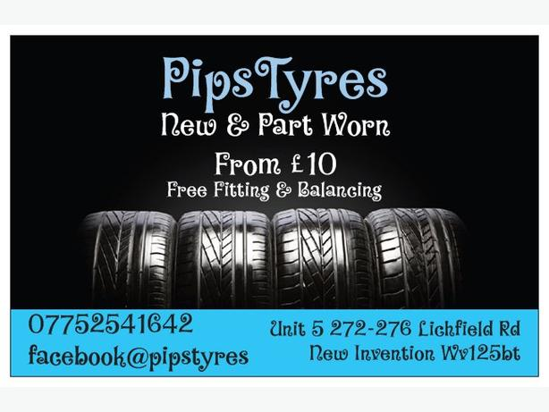 205-55-16 Brand New Budget Tyres