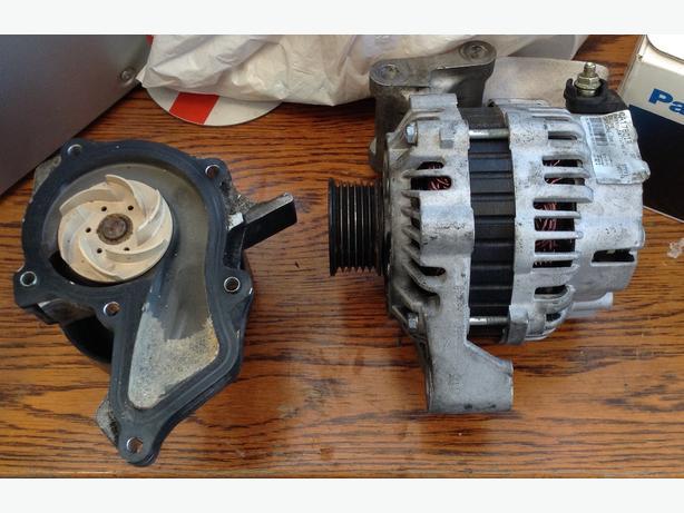 Ford Fiesta 1.4 gear