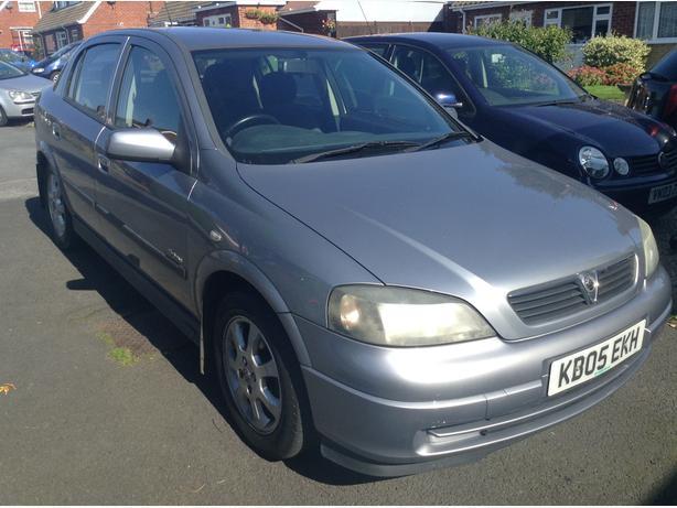 Vauxhall Astra 1.4, 12 Months Mot