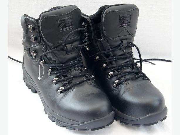 Ladies Karrimor Walking Boots. Size 7.5