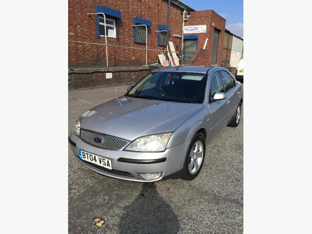 Mondeo 2004 1.8 petrol Very good Condition