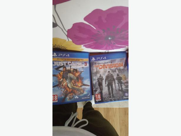 just cause 3 and the divison