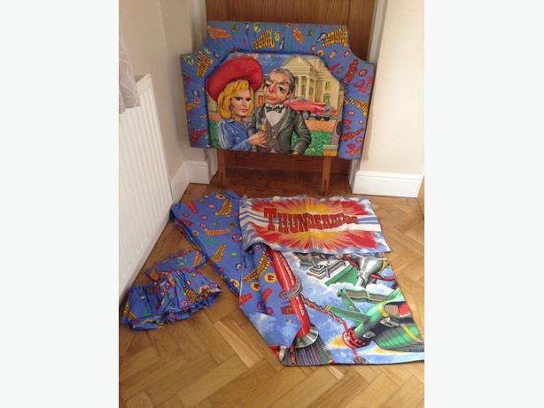 Thunderbirds Bedding