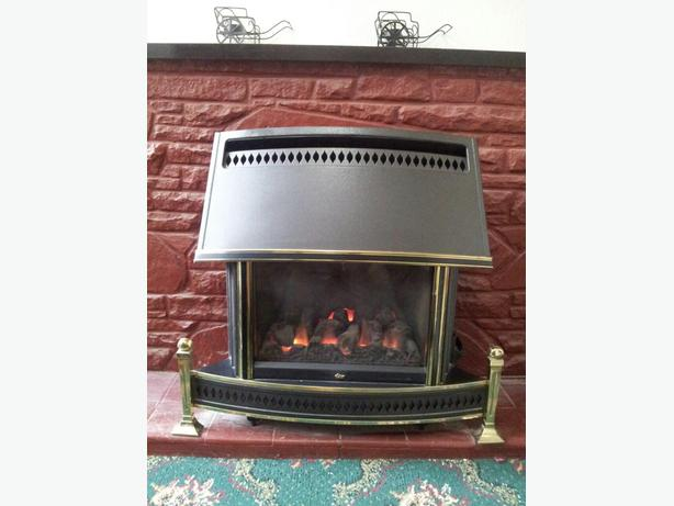 Valor Radiant/ Convector Gas heater With User Manual