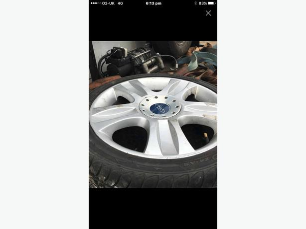 18ins ford st alloys