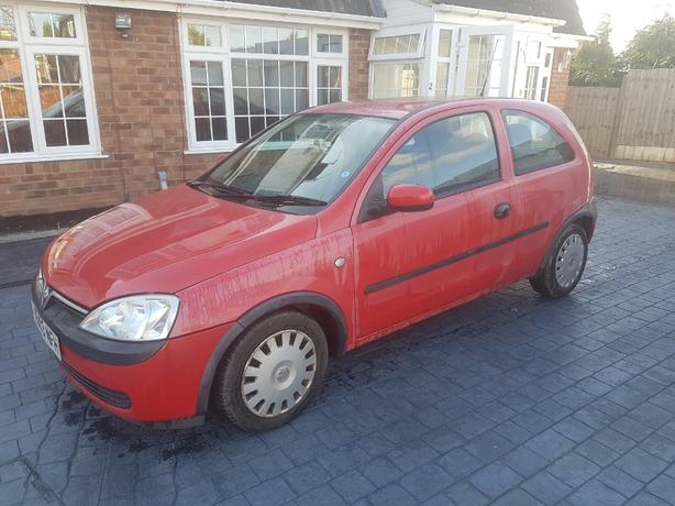 Vauxhall Corsa 1.2 Club 16V