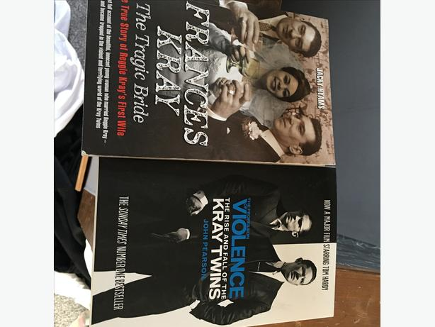 2 kray books