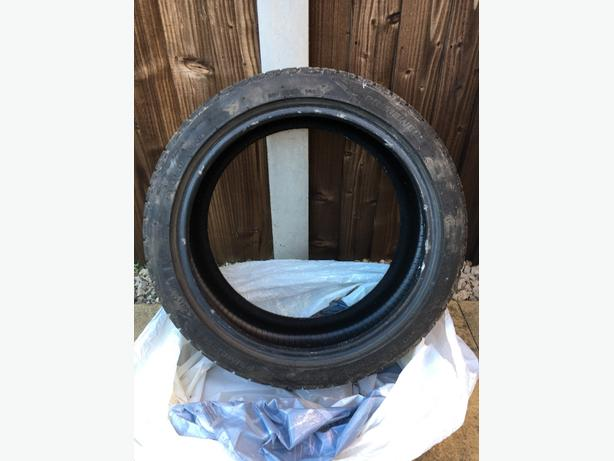 Tyre for Peugeot 207