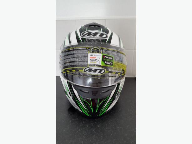 MT roadster 2 face helmet