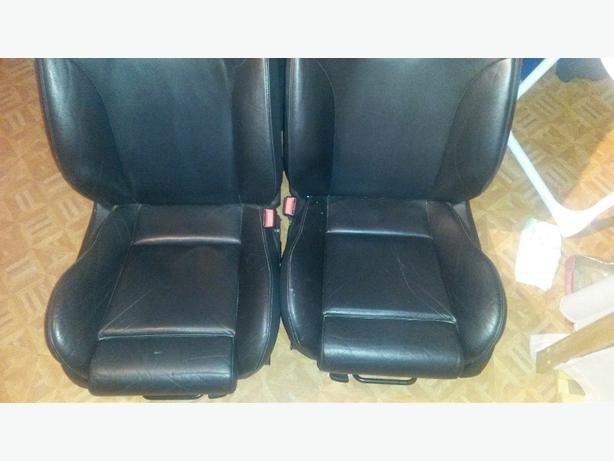 Ford focus ST seats