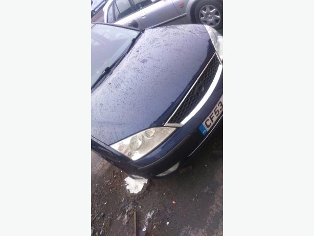 WANTED: WANTED: mondeo