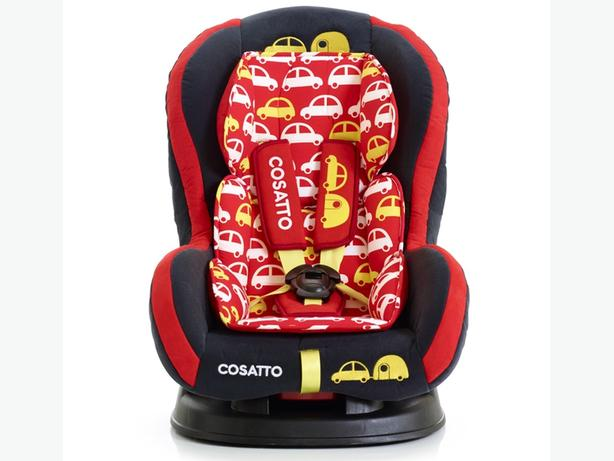 Cosatto Vroom Vroom Car Seat