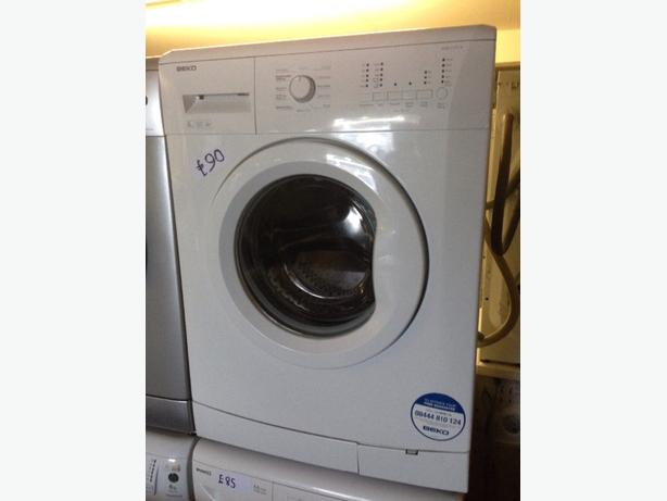 6KG BEKO WASHING MACHINE024