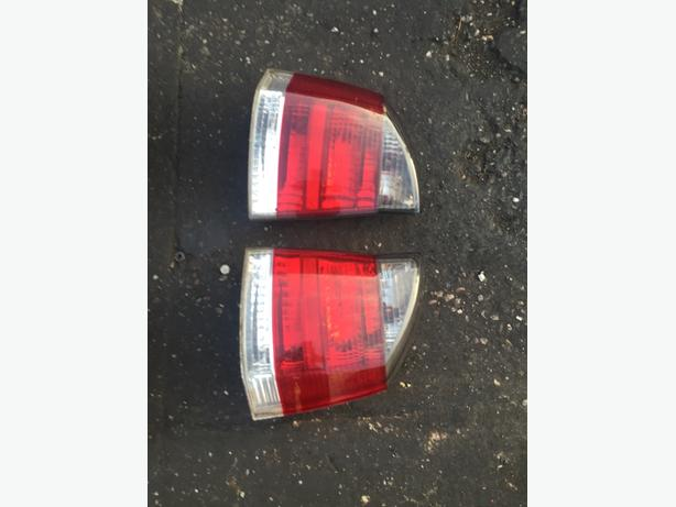 VAIXHALL VECTRA C BACK LIGHT BRAKE LIGHT