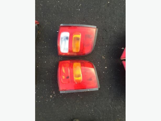 NISSAN MICRA BACK LIGHTS BRAKE LIGHTS
