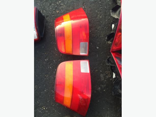 VW GOLF MK4 BACK LIGHT BRAKE LIGHT