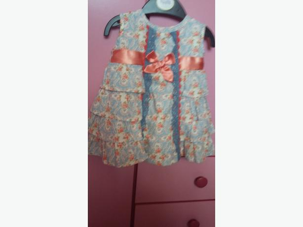 2 girls sets age 3/6 monthes
