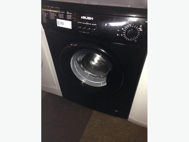 BLACK 6KG BUSH WASHING MACHINE00