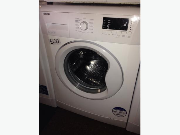 8KG BEKO WASHING MACHINE010