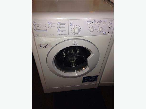 INDESIT WASHER DRYER029