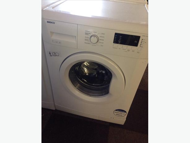 7KG BEKO 1200 SPIN WASHING MACHINE010
