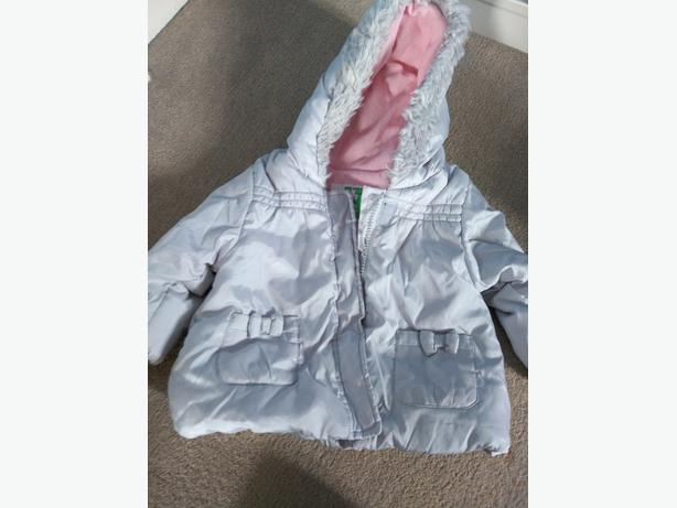 girls coat 6-9 months