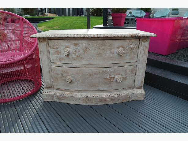 Chest of curved drawers - Sutton Coldfield