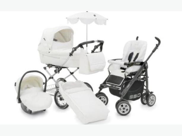 babystyle lux 3in1 prestige range pram