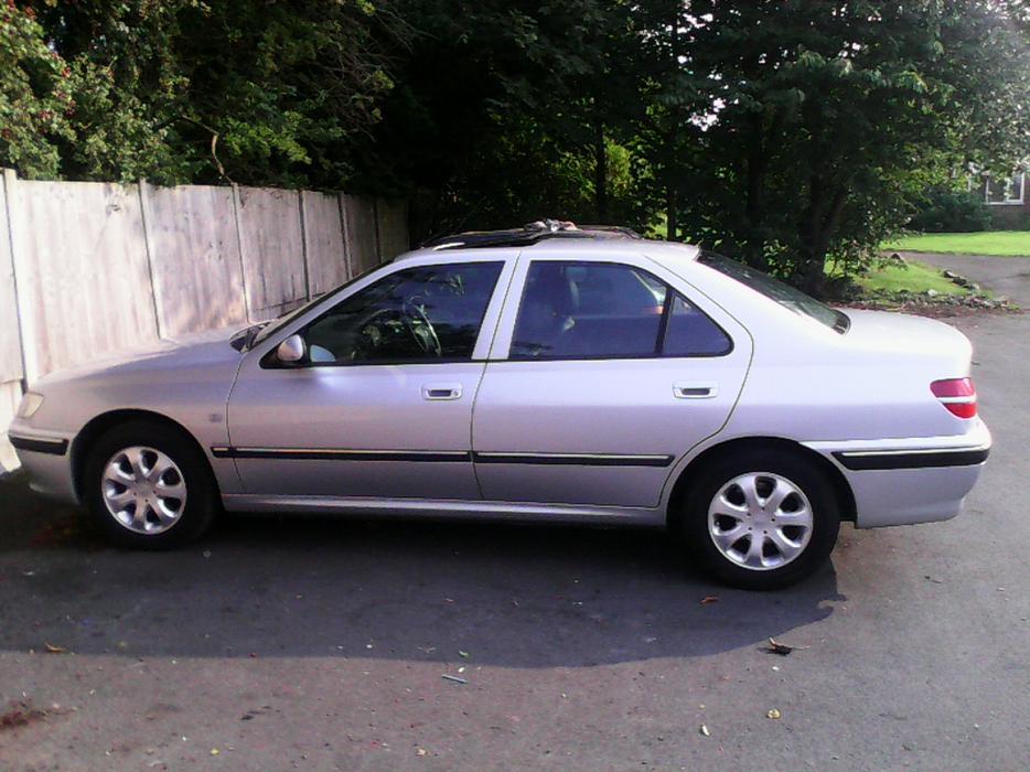 406 Hdi 2002 New Mot Cash P Ex Or Swap Dudley Wolverhampton