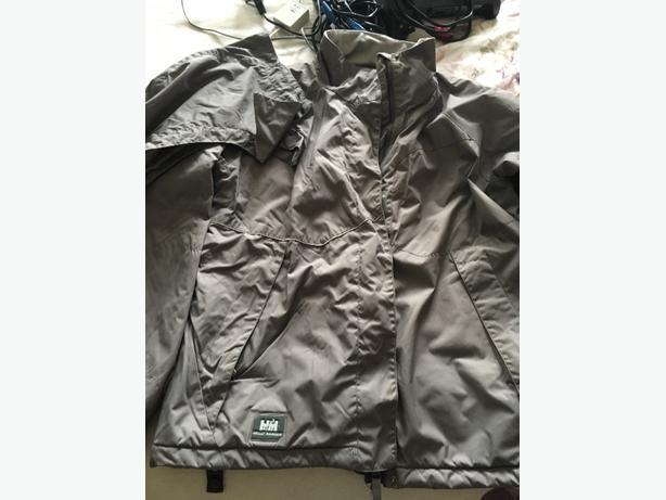 Unisex Grey Helly Henson Coat