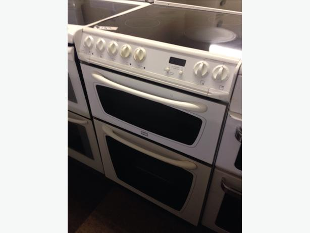 60CM CREDA DOUBLE OVEN ELECTRIC COOKER00