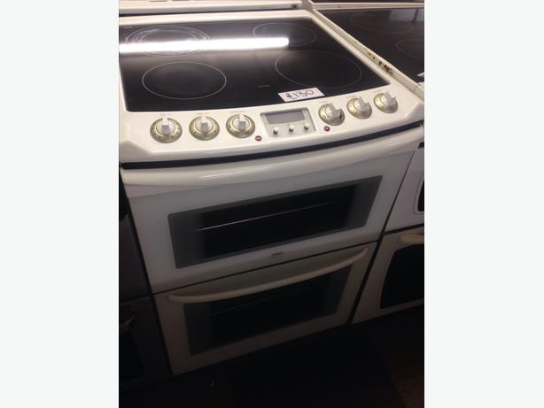 60CM ZANUSSI DOUBLE OVEN ELECTRIC COOKER003