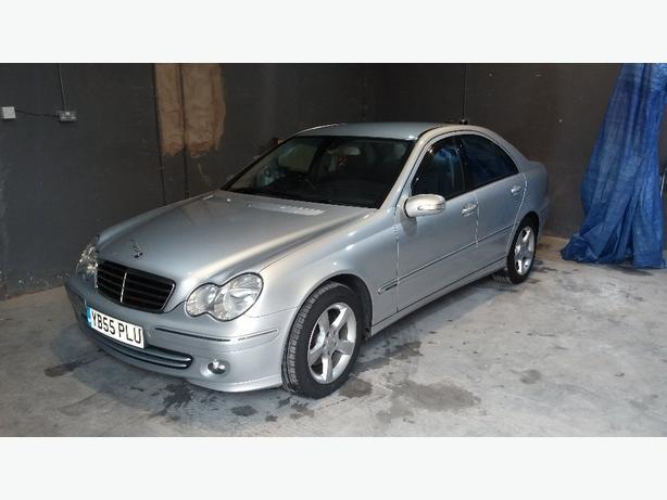 Mercedes c200 avant-garde