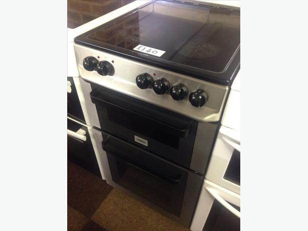 50CM ZANUSSI FAN ASSISTED ELECTRIC COOKER0