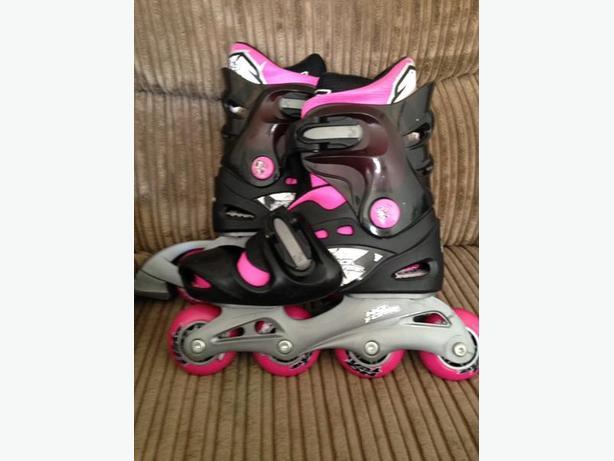 No Fear Skates