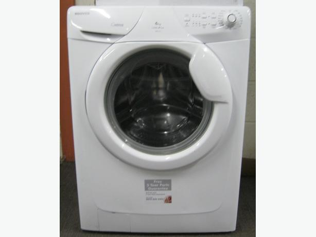 Hoover 6kg Capacity Washing Machine, 1400 Spin, 6 Month Warranty