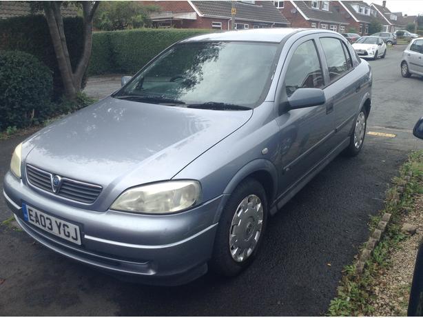 Vauxhall Astra 1.6, 50,000 Miles 10 Months Mot