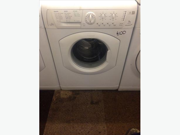 7KG SUPER SILENT HOTPOINT WASHING MACHINE01
