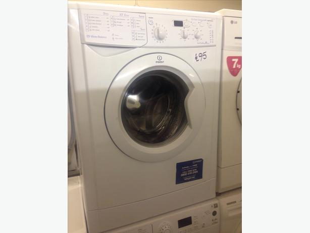 INDESIT 1-5KG WASHING MACHINE0