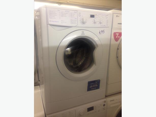 INDESIT 1-5KG WASHING MACHINE1