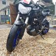 YAMAHA MT125 ABS