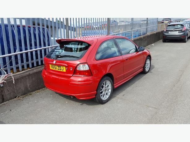 MG ZR 1.4 LOW MILES MAY PX