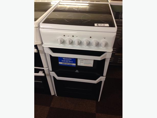 INDESIT ELECTRIC COOKER 50CM..