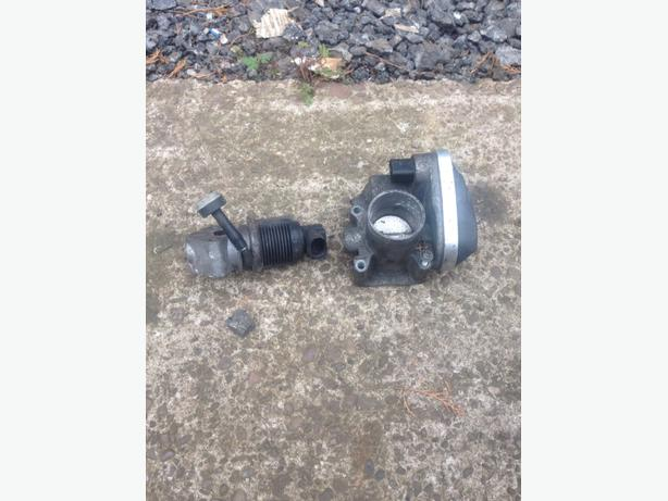 VW GOLF 1.4 EGR & THROTTLE BODY