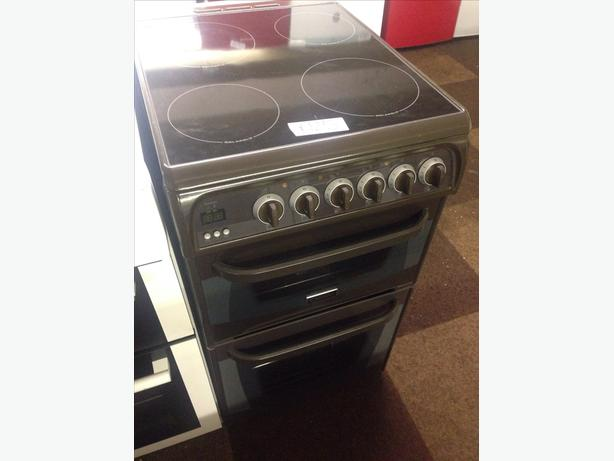 50CM CANNON ELECTRIC DOUBLE OVEN COOKER0