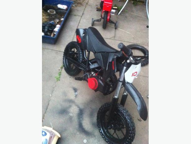 mini moto scram